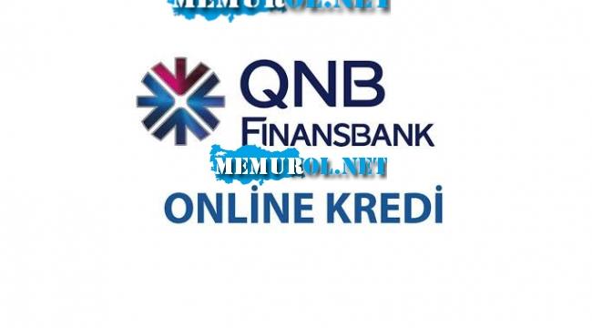 QNB Finansbank Gelir Belgesiz Kredi Başvurusu