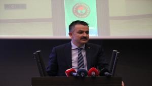 Bakan Pakdemirli, İzmir'de iş dünyası temsilcileriyle bir araya geldi: