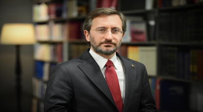 Cumhurbaşkanlığı İletişim Başkanı Altun, ülkenin itibarını korumak ve yükseltmek için çalıştıklarını söyledi: