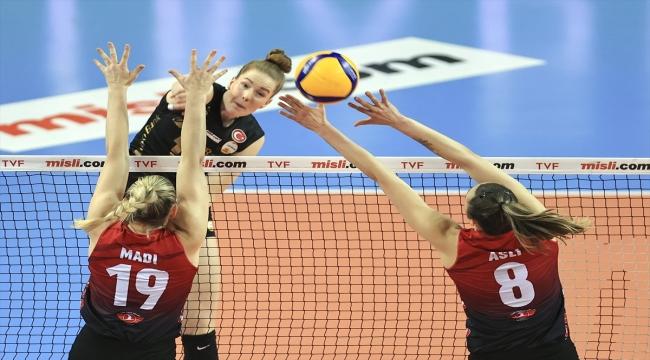 Voleybol: Misli.com Sultanlar Ligi play-off 1-4'üncülük etabı