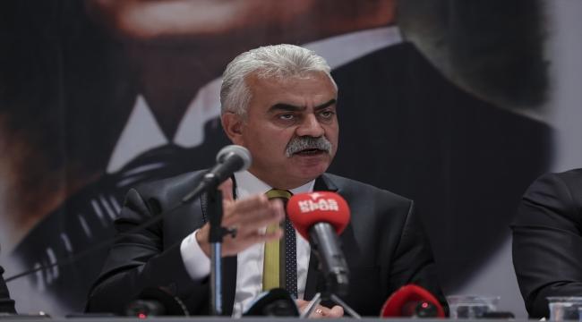 MKE Ankaragücü'nde Metin Akyüz başkan adaylığını açıkladı: