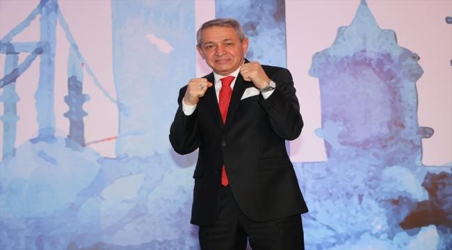 """Türkiye Boks Federasyonu Başkanı Eyüp Gözgeç: """"Tokyo'ya madalya hedefiyle gidiyoruz"""""""