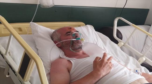 Denizli'de aşı yaptırmayan Kovid-19 hastaları yaşadıkları pişmanlığı anlattı