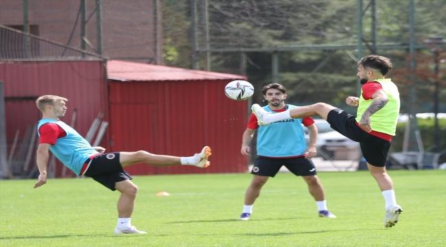 Gençlerbirliği, Boluspor maçının hazırlıklarına başladı