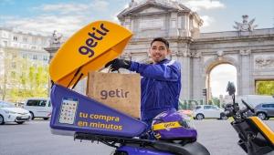 Getir, İspanya pazarında hizmet vermeye başladı