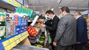 """Ticaret Bakanlığından İstanbul'daki marketlerde """"fiyat ve etiket"""" denetimi"""