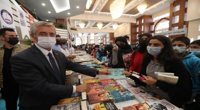 Gaziantep'te Şahinbey Kitap Günleri Fuarı sona erdi