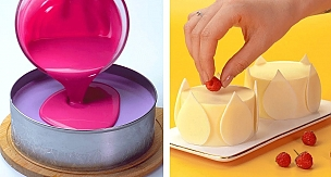 How To Make Jelly | Most Beautiful Jelly Decorating Ideas | So Yummy Cake Recipes