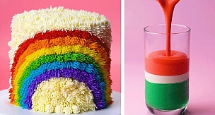 Making Easy Dessert Recipes | Most Amazing Cake Decorating Ideas You'll Love | So Tasty Cake